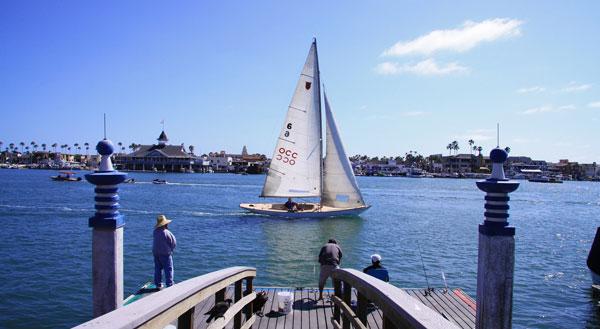 Balboa Island in San Diego