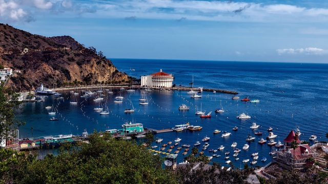 Catalina Island in California