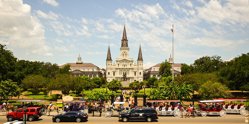 Educational Performance Tours Louisiana