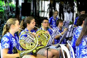 student performing venues in Hawaii