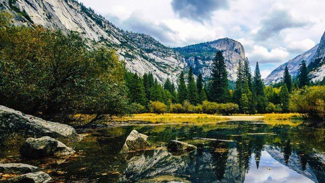 School trips to Yosemite