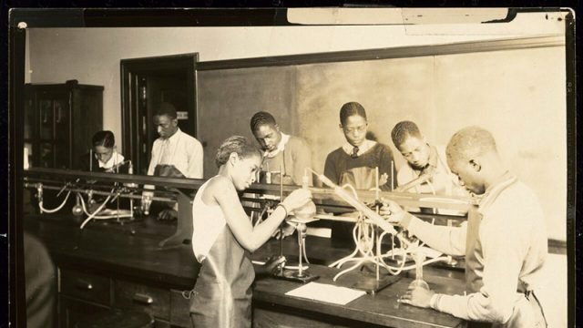 High School Trips to the Smithsonian African American Museum