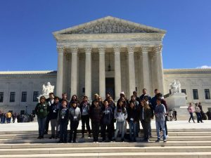 student group at the supreme court