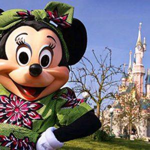 High School Student Travel to Disneyland