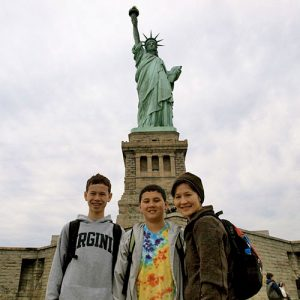 High School Student Travel to New York