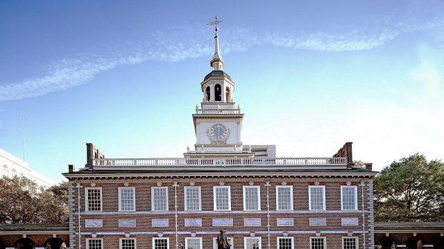 east coast education tour in Philadelphia