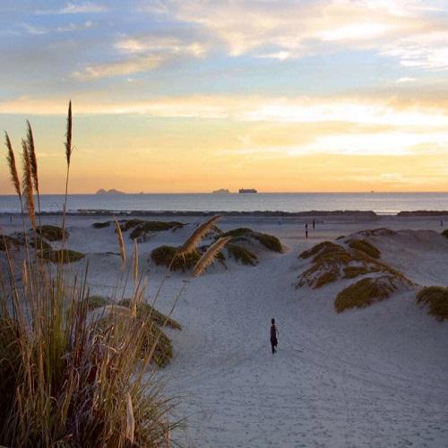 Coronado Beach Dusk