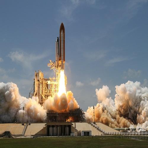 kennedy space rocket