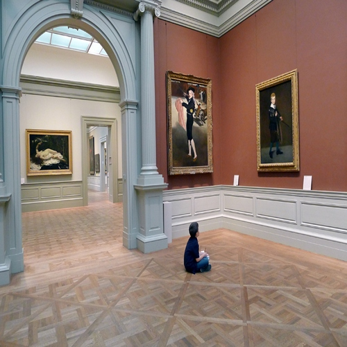 Art at the Met New York City