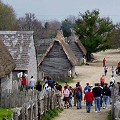 Plimoth Plantation Tour