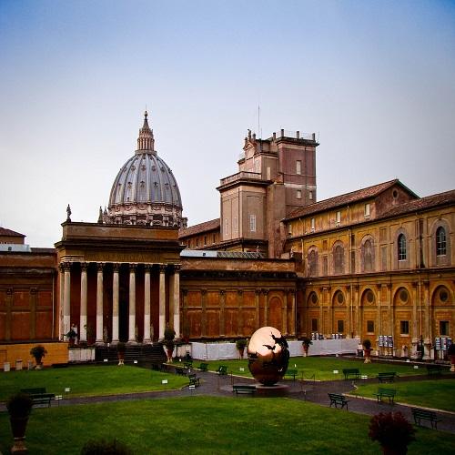 vatican museum in rome
