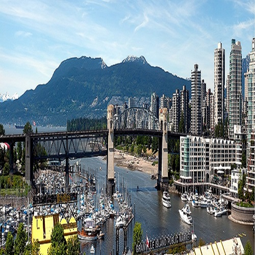 visit vancouver on your international student trip